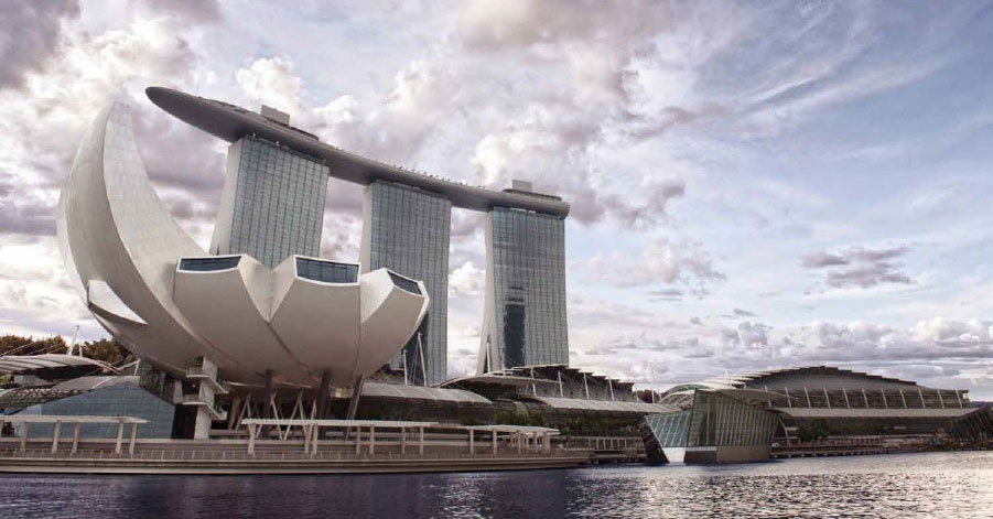 Scaling New Heights In Singapore